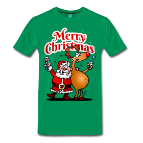 Best seller T-shirt for Christmas