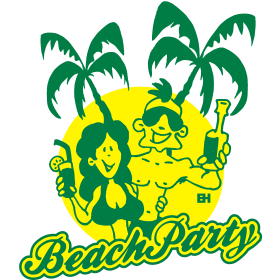 Beach party bc