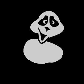 Dancing panda mc