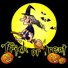 Halloween, trick or treat fc