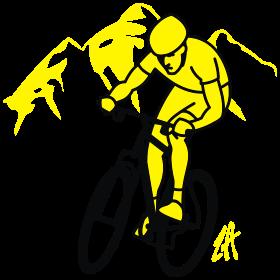 Mountain biker III bc
