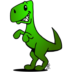 T-Rex, the dinosaur king fc