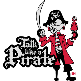 Talk like a pirate tc